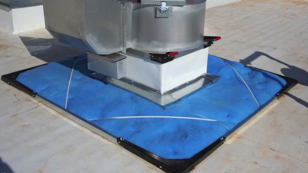 Exhaust Fan System : Take control of rooftop grease with the