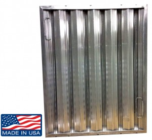 TRINE Heavy Duty Aluminum Filter Made In USA
