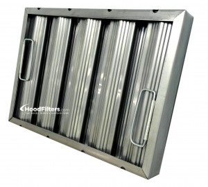Trine Baffle Type Grease Filters