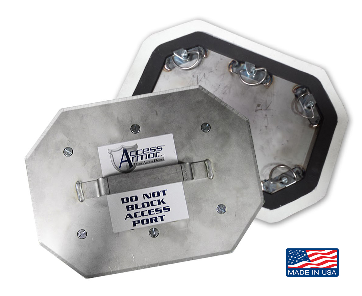 Access Armor Duct Access Doors  sc 1 st  HoodFilters.com & What Are Benefits Of