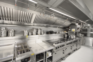 Commercial Kitchen Ventilation Systems