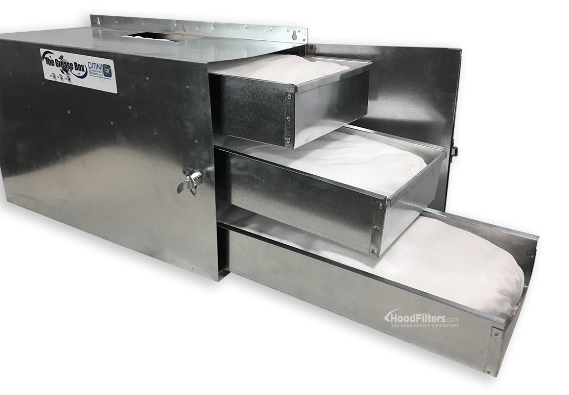 Grease Filters For Commercial Kitchens