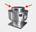 Exhaust Fan Motor Covers