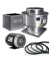 Rooftop Exhaust Fans & Accessories