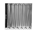 Welded Stainless Steel Hood Filters