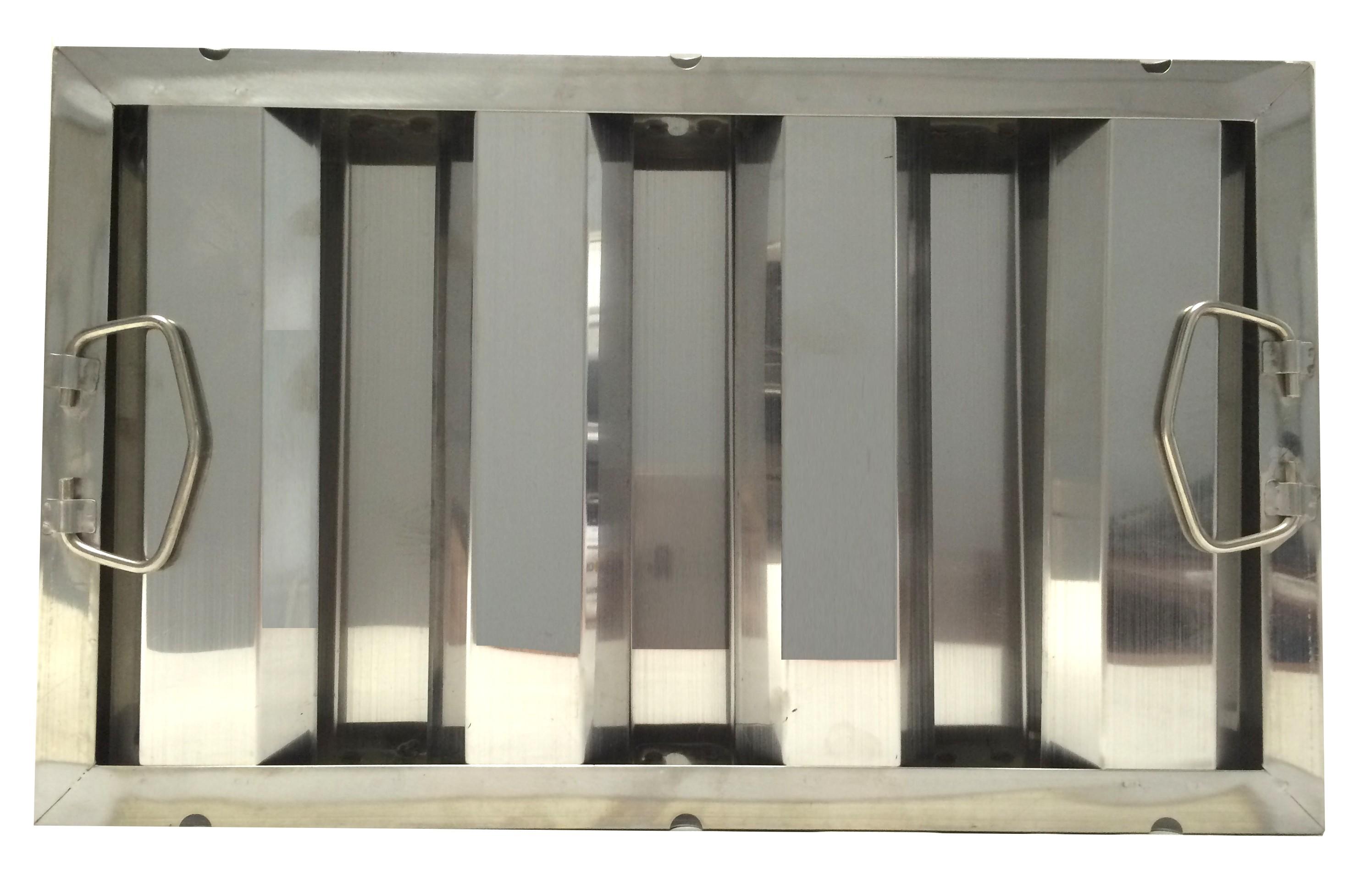 Hood Grease Filter X 16 X 15 Stainless Steel Hood