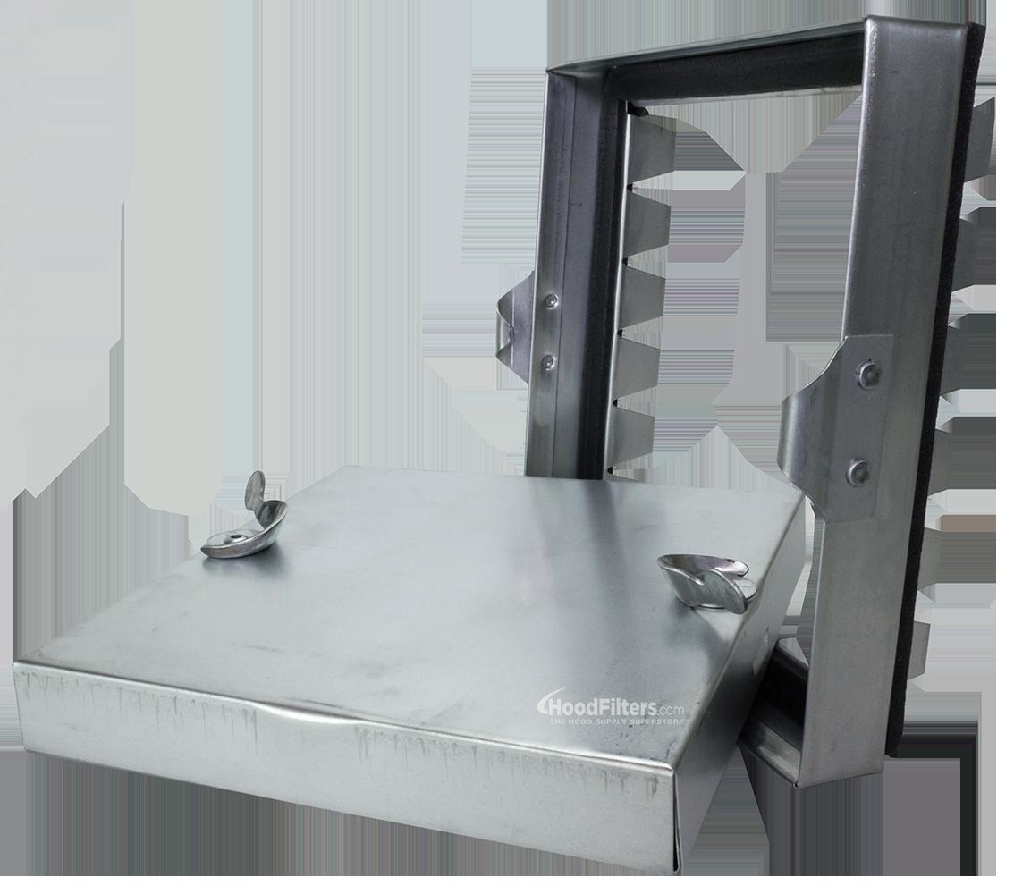 24 Quot X 24 Quot Ductmate Low Pressure Square Framed Access Door
