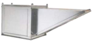 15\' Type 1 Commercial Kitchen Hood and Fan System