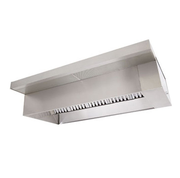 4\' Type 1 Commercial Kitchen Hood