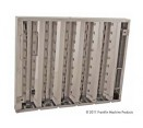 "Hinged Grease Filters - 16"" x 20"" Franklin Filter Plus"