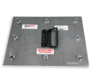 "New Items - 10"" x 10"" Ductmate ULtimate Access Door - Black Iron"