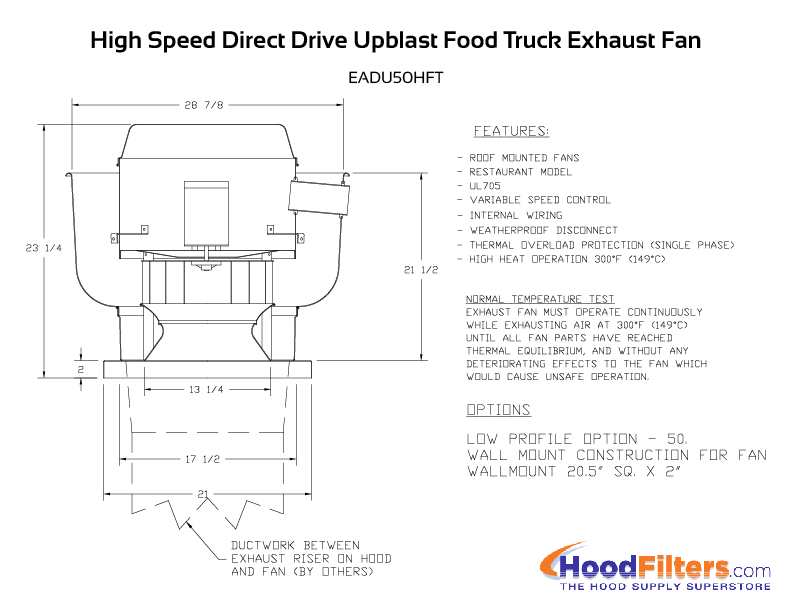 1500 cfm direct drive upblast food truck exhaust fan with 1375 the complete guide to upblast exhaust fans pdf asfbconference2016 Image collections