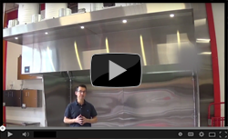 Canopy Exhaust Hood Overview - Video