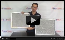 EZ Kleen Metal Mesh Air Filters - Video