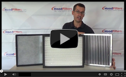 Replacement Filters for Pollution Control Units - Video