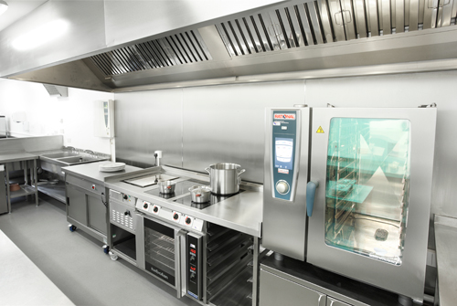 Commercial Kitchen Ventilation 101 Foodservice Blog