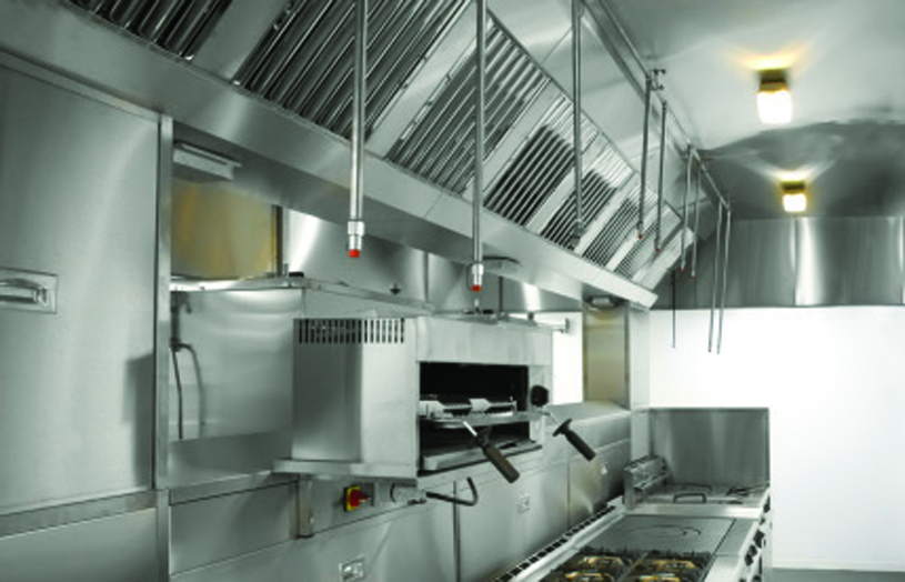 Make Up Air Supply The Heart Of Every Commercial Kitchen