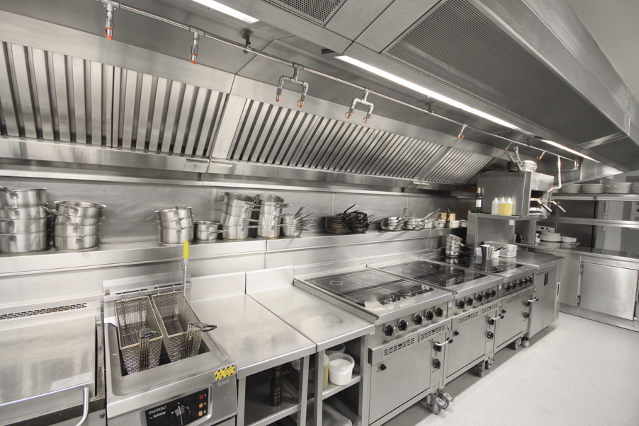 Intro To Commercial Kitchen Ventilation Systems Foodservice Blog