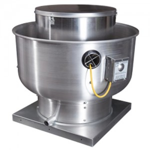 Centrifugal Upblast Exhaust Fan