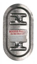 8 Quot X 4 Quot Ductmate F2 Hi Temp Sandwich Access Door