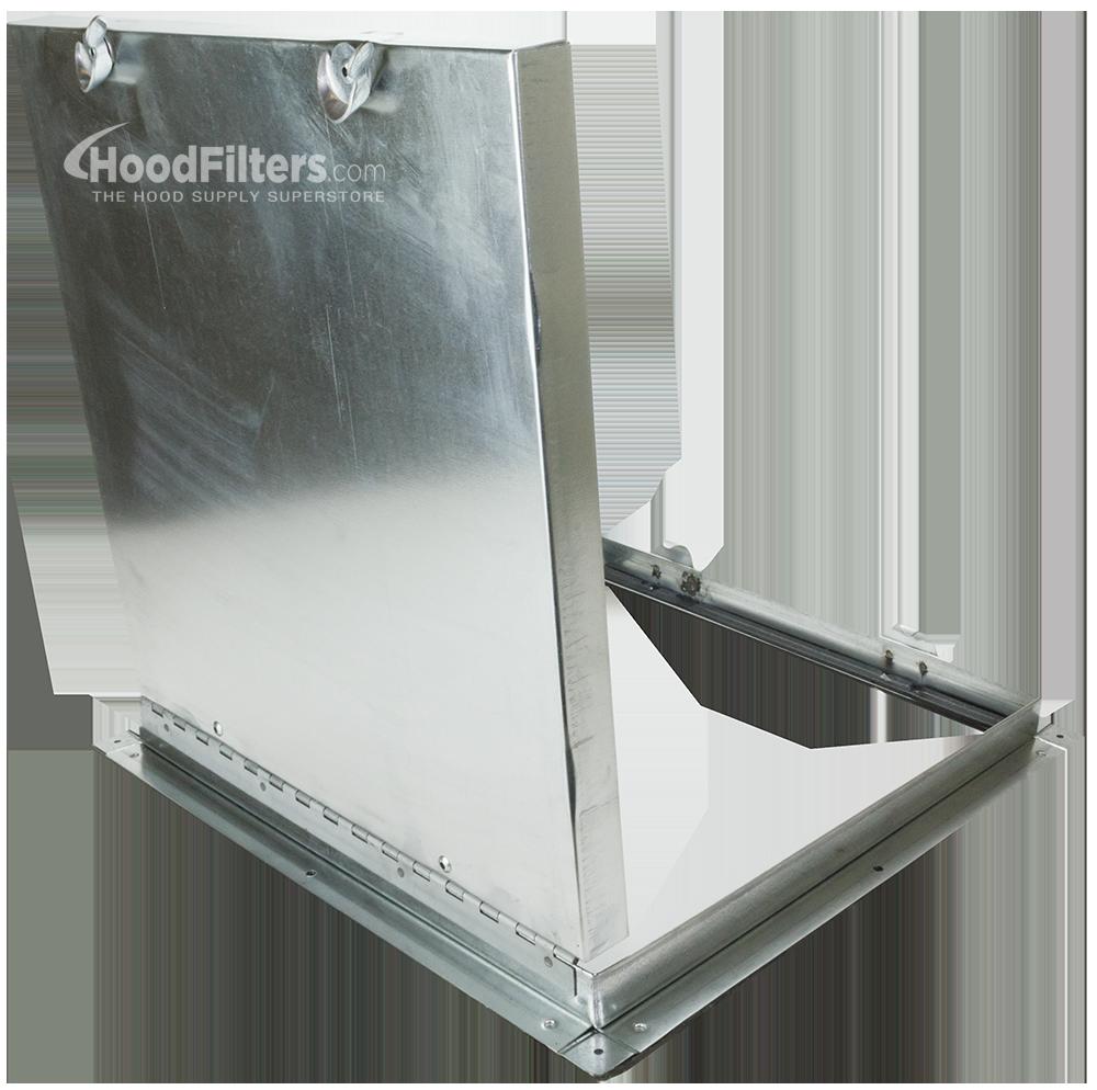 6 Quot X 6 Quot Ductmate Low Pressure Square Framed Access Door