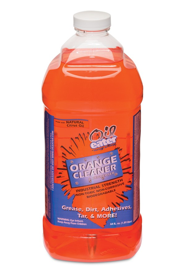 Oil Eater Orange Concentrated Cleaner And Degreaser 64
