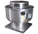 "Upblast Exhaust Fans - 400 CFM Direct Drive Upblast Exhaust Fan with 10.5"" Wheel (.18 HP / 115 V) - Single Phase"