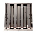 """Economy Stainless Steel Hood Filters - 16"""" x 16"""" x 1.5"""" Economy Stainless Steel Hood Filter"""