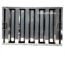 """Economy Stainless Steel Hood Filters - 16"""" x 25"""" x 1.5"""" Economy Stainless Steel Hood Filter"""