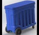Hood Filter Soak Tanks - Heavy Duty Hood Filter Soak Cart