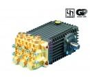 Pumps - Interpump / General Pump 10.2 GPM @ 3000 PSI Belt Drive Solid Shaft High Flow Triplex Plunger Pump - Model #TSF2221