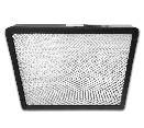 "Pollution Control Filters - 20"" x 25"" x 4"" Odor Control Filter for Pollution Control Unit - Caustic impregnated"