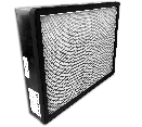 "Pollution Control Filters - 16"" x 20"" x 4"" Odor Control Filter for Pollution Control Unit - Caustic impregnated"