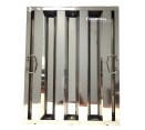 """Economy Stainless Steel Hood Filters - 20"""" x 16"""" x 1.5"""" Economy Stainless Steel Hood Filter"""