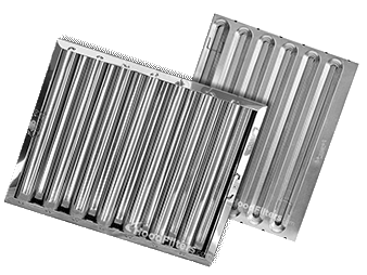 commercial hood filters